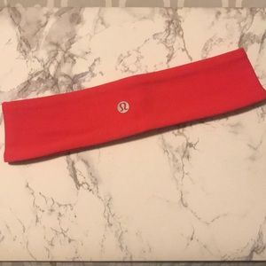 Lulu lemon headband, never worn